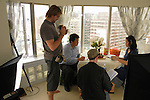 48-Hour Film Project Kaohsiung - Production stills for the movie 'The Book of Names'<br /> <br /> Shooting a scene.