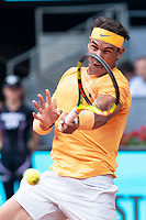 Spanish Rafa Nadal during Mutua Madrid Open 2018 at Caja Magica in Madrid, Spain. May 09, 2018. (ALTERPHOTOS/Borja B.Hojas) /NortePhoto NORTEPHOTOMEXICO