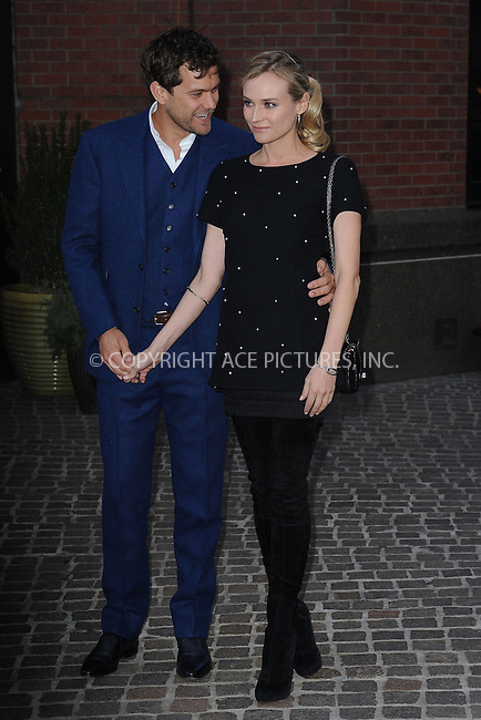 WWW.ACEPIXS.COM . . . . . .March 27, 2013...New York City...Josh Jackson and Diane Kruger attend a screening of 'The Host' at Tribeca Grand Hotel on March 27, 2013 in New York City. ....Please byline: KRISTIN CALLAHAN - WWW.ACEPIXS.COM.. . . . . . ..Ace Pictures, Inc: ..tel: (212) 243 8787 or (646) 769 0430..e-mail: info@acepixs.com..web: http://www.acepixs.com .