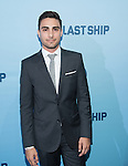 WASHINGTON, DC - JUNE 4: Actor Tommy Savas attends The Last Ship premiere screening, a partnership between TNT and the U.S. Navy on June 4, 2014 in Washington, D.C. Photo Credit: Morris Melvin / Retna Ltd.