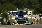 09 August 2008: The Bell Motorsports Aston Martin DBR 9, driven by Terry Borcheller (USA) and Chapman Ducole (USA), at the Generac 500  at Road America, Elkhart Lake, Wisconsin, USA.