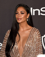 LOS ANGELES, CALIFORNIA - JANUARY 06: Nicole Scherzinger attends the Warner InStyle Golden Globes After Party at the Beverly Hilton Hotel on January 06, 2019 in Beverly Hills, California. <br /> CAP/MPI/IS<br /> &copy;IS/MPI/Capital Pictures