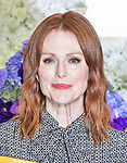 "Actress Julianne Moore attends the ""Florale by Triumph Lingerie Collection"" launch event at the Aoyama Geihinkan in Tokyo, Japan on September 27, 2018."