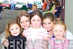 Erica Cronin, Ruth Walsh, Shauna Geany, Britney O'Rourke and Aisling Moloney Brosna having fun at the Con Curtin festival in Brosna on Sunday   Copyright Kerry's Eye 2008