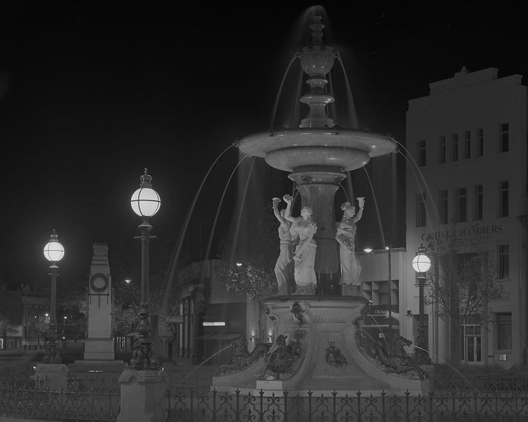 Pall Mall Fountain<br /> Bendigo