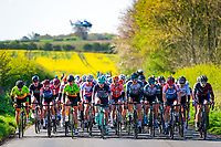 FILE PICTURE - Picture by Alex Whitehead/SWpix.com - 03/05/2018 - Cycling - 2018 Asda Women's Tour de Yorkshire - Stage 1: Beverley to Doncaster - The peloton in action.