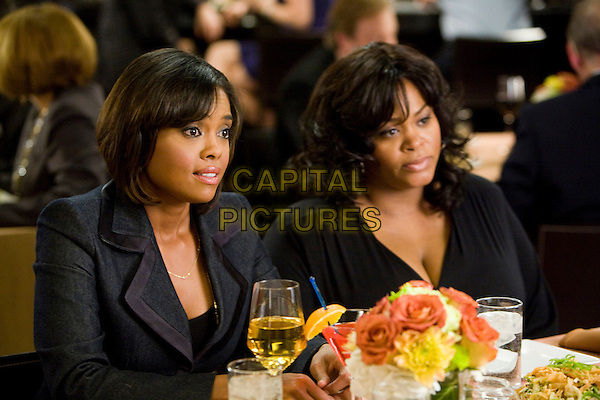 SHARON LEAL & JILL SCOTT.in Why Did I Get Married Too? .*Filmstill - Editorial Use Only*.CAP/FB.Supplied by Capital Pictures.