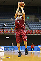 Ryusei Shinoyama (Brave Thunders), October 14, 2011 - Basketball : JBL 2011-2012 match between Toshiba Brave Thunders 42-89 Hitachi Sunrockers at Kawasaki Todoroki Arena, Kanagawa, Japan. (Photo by Daiju Kitamura/AFLO SPORT) [1045]