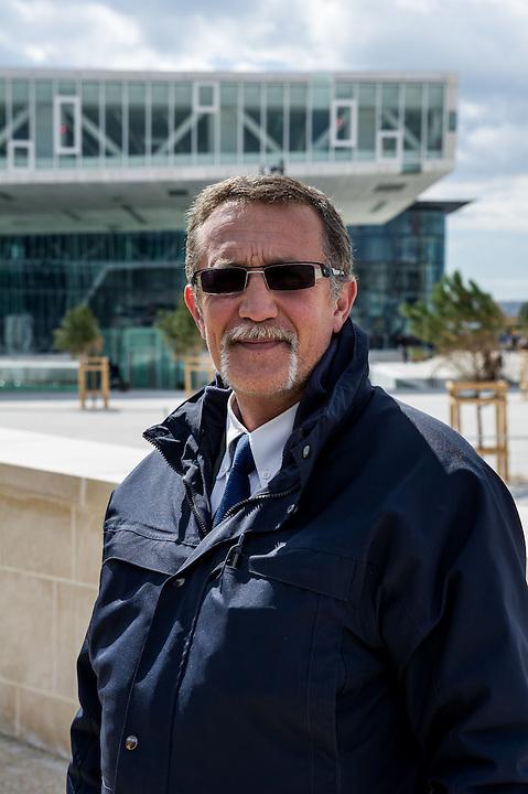 Antoine GALLINARO  Chef de ligne 82 82S - Images personnel et matériel RTM - Régie des Transports Marseillais - Marseille