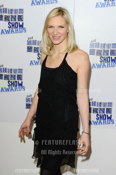 Jo Whiley arriving for the South Bank Show Awards 2010, the last ever, at the Dorchester Hotel.  26/01/2010  Picture by: Steve Vas / Featureflash