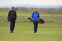 Mark O'Rourke (Royal Tara) on the 1st during Round 1 of The East of Ireland Amateur Open Championship in Co. Louth Golf Club, Baltray on Saturday 1st June 2019.<br /> <br /> Picture:  Thos Caffrey / www.golffile.ie<br /> <br /> All photos usage must carry mandatory copyright credit (© Golffile | Thos Caffrey)