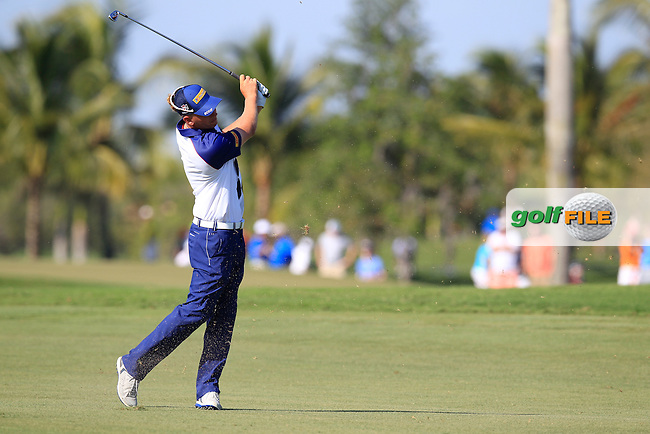 Marcel Siem (GER) during the 2nd round at the WGC Cadillac Championship, Blue Monster, Trump National Doral, Doral, Florida, USA<br /> Picture: Fran Caffrey / Golffile