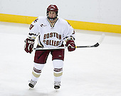 Nathan Gerbe of Oxford, Michigan was a member of the US Team at the 2006 World Juniors tournament and took part in the US training camp for the 2007 team.  The sophomore forward was drafted 145th overall by the Buffalo Sabres in the 2005 NHL Entry Draft. The Eagles of Boston College defeated the Falcons of Bowling Green State University 5-1 on Saturday, October 21, 2006, at Kelley Rink of Conte Forum in Chestnut Hill, Massachusetts.<br />