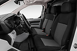 Front seat view of 2017 Citroen Jumpy Business 5 Door Cargo Van Front Seat  car photos