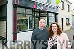 proprietors Sandra Foster  and  Michael Conway of Star Gift Shop Killorglin