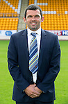 St Johnstone FC 2014-2015 Season Photocall..15.08.14<br /> Callum Davidson (Assistant Manager)<br /> Picture by Graeme Hart.<br /> Copyright Perthshire Picture Agency<br /> Tel: 01738 623350  Mobile: 07990 594431