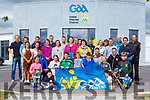 Kerry GAA presented the participating National Schools their GAA 5 Star Centre flags at the Centre of Excellence in Currans on Thursday