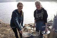 Kårläger A-dalen, Sisjön, Mölndal Maj 2013
