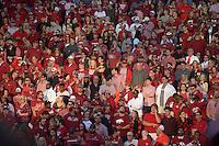 NWA Democrat-Gazette/BEN GOFF @NWABENGOFF<br /> Arkansas vs Alabama football on Saturday Oct. 8, 2016 at Razorback Stadium in Fayetteville.