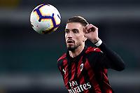 Samuel Castillejo <br /> Verona 9-03-2018 Stadio Bentegodi Football Serie A 2018/2019 Chievo Verona - AC Milan <br /> photo Image Sport / Insidefoto
