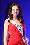 December 17, 2013, Tokyo, Japan - Russia Olga Gaidabura at the 2013 Miss International beauty pageant, Tokyo, Japan, 17 December 2013. (Photo by Motoo Naka/AFLO)