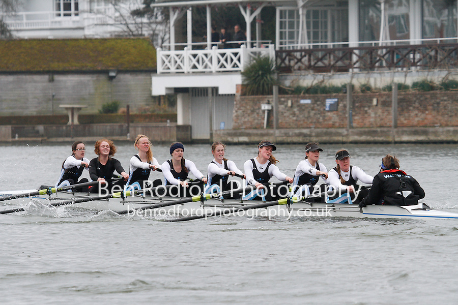 Crew: 34 - Wadham Coll  - W.IM3.8+ <br /> <br /> Henley Fours &amp; Eights Head 2017<br /> <br /> To purchase this photo, or to see pricing information for Prints and Downloads, click the blue 'Add to Cart' button at the top-right of the page.