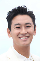 CANNES, FRANCE - MAY 11: Ji-Hoon Ju attends the 'The Spy Gone North (Gongjak)' Photocall during the 71st annual Cannes Film Festival at Palais des Festivals on May 11, 2018 in Cannes, France. <br /> CAP/GOL<br /> &copy;GOL/Capital Pictures