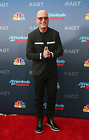 "11 March 2019 - Pasadena, California - Howie Mandel. NBC's ""America's Got Talent"" Season 14 Kick-Off held at Pasadena Civic Auditorium. Photo Credit: Faye Sadou/AdMedia"