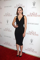 "LOS ANGELES, CA - OCTOBER 18: Daisy Ridley at the ""The Eagle Huntress"" Premiere at the Pacific Theaters at the Grove, Los Angeles, California on October 18, 2016.  Credit: David Edwards/MediaPunch"