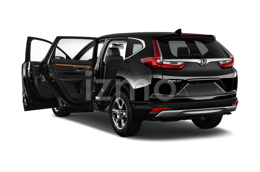 Car images of 2018 Honda CR-V EX-L 5 Door SUV Doors