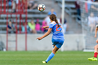 Bridgeview, IL - Saturday August 12, 2017: Danielle Colaprico during a regular season National Women's Soccer League (NWSL) match between the Chicago Red Stars and the Portland Thorns FC at Toyota Park. Portland won 3-2.