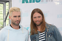 Adam Levine, James Valentine<br />