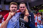 DIPPE, Kai (#43 DIE EULEN LUDWIGSHAFEN) \HANEMANN, Stefan (#72 DIE EULEN LUDWIGSHAFEN) \ beim Spiel in der Handball Bundesliga, TVB 1898 Stuttgart - Die Eulen Ludwigshafen.<br /> <br /> Foto &copy; PIX-Sportfotos *** Foto ist honorarpflichtig! *** Auf Anfrage in hoeherer Qualitaet/Aufloesung. Belegexemplar erbeten. Veroeffentlichung ausschliesslich fuer journalistisch-publizistische Zwecke. For editorial use only.