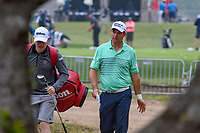 Padraig Harrington (IRL) makes his way to the tee on 10 during day 3 of the Valero Texas Open, at the TPC San Antonio Oaks Course, San Antonio, Texas, USA. 4/6/2019.<br /> Picture: Golffile | Ken Murray<br /> <br /> <br /> All photo usage must carry mandatory copyright credit (&copy; Golffile | Ken Murray)