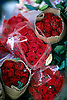 Red Roses for Sale at the Markets