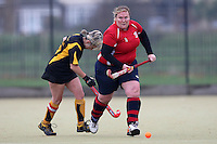 Thurrock HC Ladies 3rd XI vs Havering HC Ladies 4th XI 20-11-10