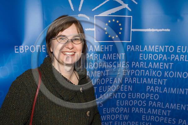 BRUSSELS - BELGIUM - 29 NOVEMBER 2007 -- MEP Anne E. Jensen.  Photo: Erik Luntang/EUP-IMAGES