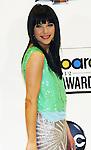 Carly Rae Jepsen at 2012 Billboard Music Awards Press Room at MGM Grand In Las Vegas May 20, 2012