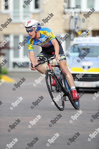 2011-07-08 / Wielrennen / seizoen 2011 / Rob Leemans..Foto: mpics