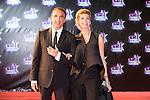 Nikos Aliagas et sa compagne Tina Grigoriou