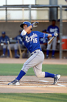 Cheslor Cuthbert - AZL Royals - 2010 Arizona League. .Photo by:  Bill Mitchell/Four Seam Images..