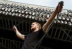 Imagine Dragons @ Riot Fest, Humboldt Park, Chicago IL 9-16-12