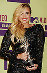 2012 MTV Video Music Awards - Press Room 9-6-12