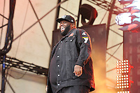 LONDON, ENGLAND - JULY 15: Killer Mike of 'Run The Jewels' performing at Lovebox, Victoria Park on July 15, 2016 in London, England.<br /> CAP/MAR<br /> &copy;MAR/Capital Pictures /MediaPunch ***NORTH AND SOUTH AMERICAN SALES ONLY***