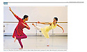 Vidya Patel and Nancy Nerantzi, Richard Alston Dance Company, The Place The Times - 4 Dec 2015 - Page #4