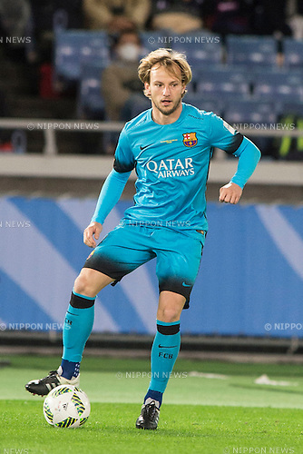 Ivan Rakitic (Barcelona), DECEMBER 17, 2015 - Football / Soccer : FIFA Club World Cup Japan 2015 semi-final match between FC Barcelona 3-0 Guangzhou Evergrande at Yokohama International Stadium, Kanagawa, Japan. (Photo by Enrico Calderoni/AFLO)