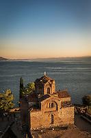 Makedonien. Sveti Jovan Kaneo i Ohrid. Foto: Jens Panduro