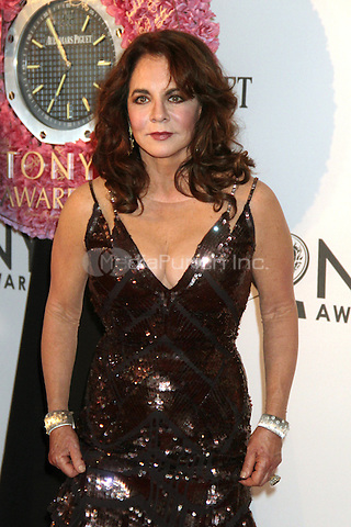 Stockard Channing at the 66th Annual Tony Awards at The Beacon Theatre on June 10, 2012 in New York City. Credit: RW/MediaPunch Inc.