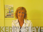 Brenda Crowley, Mental Health Resource Officer with the HSE South.   Copyright Kerry's Eye 2008