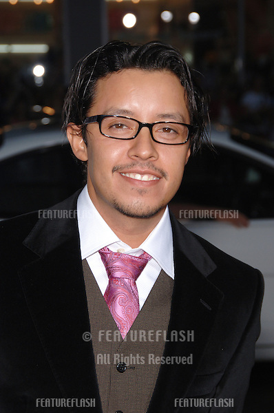 "Actor EFREN RAMIREZ at the Los Angeles premiere for his new movie ""Employee of the Month"" at the Grauman's Chinese Theatre, Hollywood..September 19, 2006  Los Angeles, CA.© 2006 Paul Smith / Featureflash"